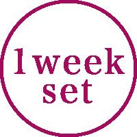 1weekset